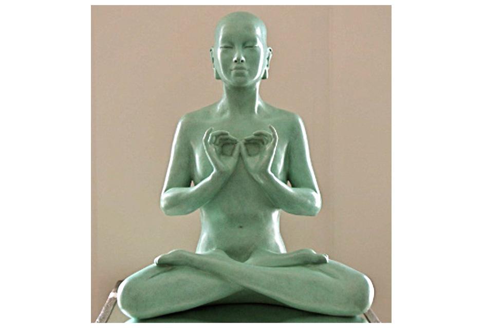 Bronze Buddha – Knowledge