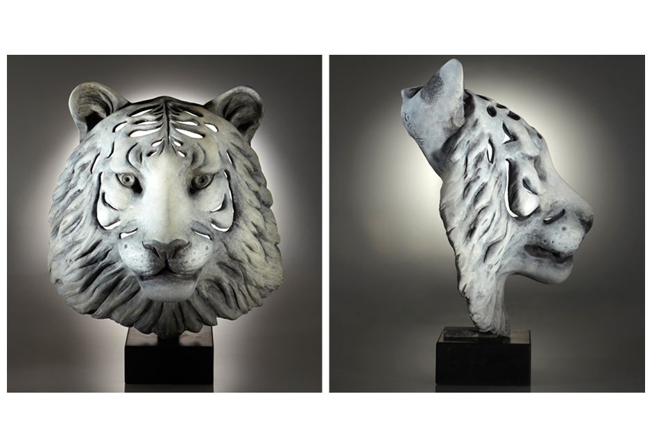 Ghost Tiger Charity piece