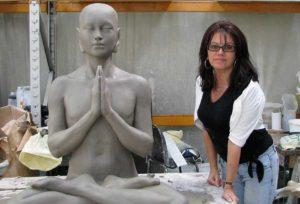Working on Buddha