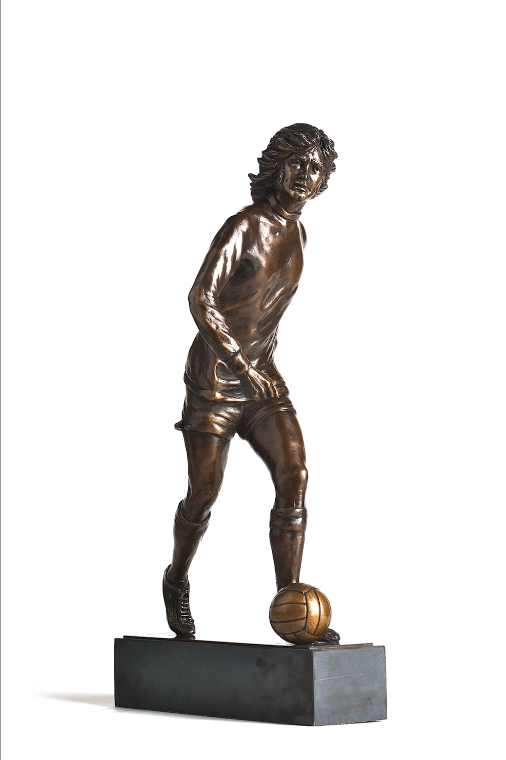 George Best Sculpture in bronze